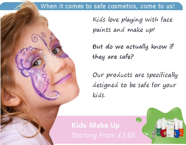 Safe Makeup For Kids
