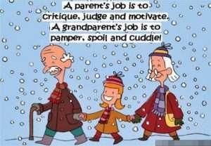 ask granny grandparents day