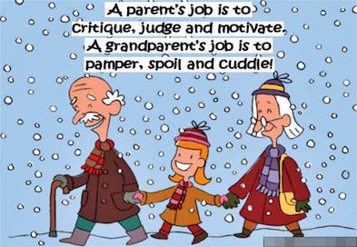 ask granny grandparents day