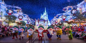 christmas travel w kids
