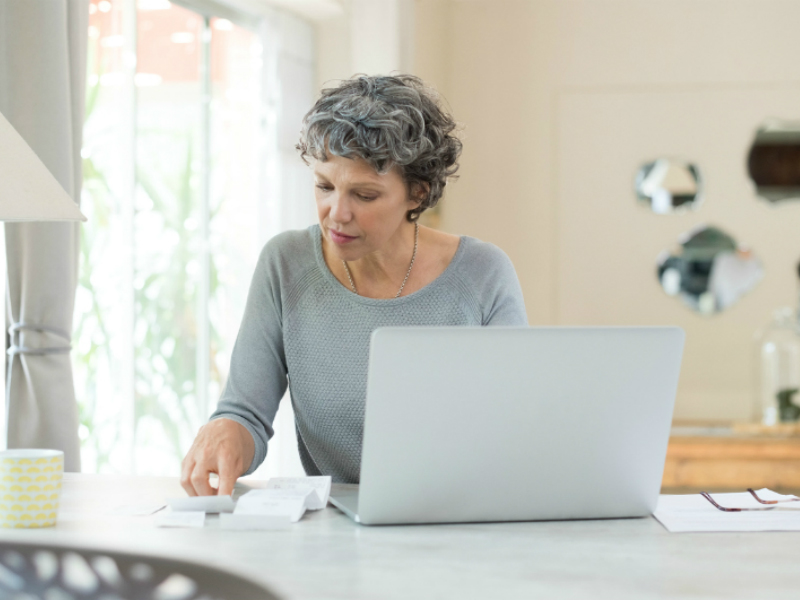 Taking advantage of senior citizen discounts